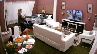 Big Brother Canada 4 - Blowing Mitch Up - Live Feeds