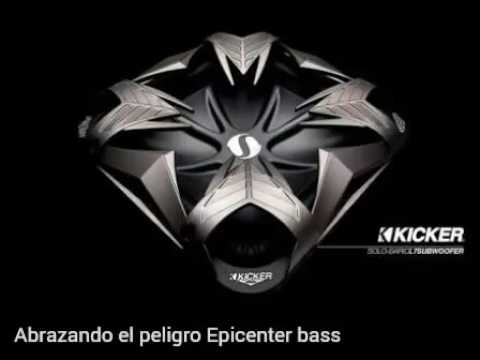 Santa grifa - Abrazando El peligro Epicenter bass