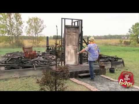 Blind Man Burned House Prank