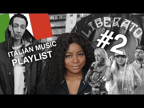 TIA TAYLOR'S ITALIAN MUSIC PLAYLIST #2