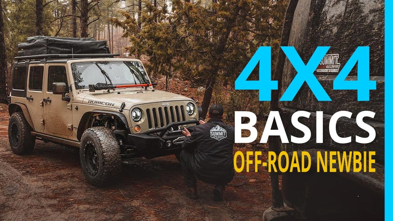 Download Off-Road Newbies: 4x4 Basics with our Jeep Rubicon