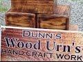 Dunn's Wood Urns
