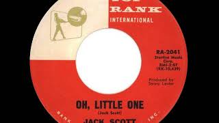 Watch Jack Scott Oh Little One video