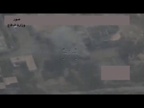 Iraqi Army Aviation CH-4B drone destroyed 2 ISIS vehicles in Baiji