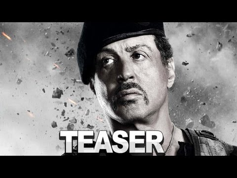The Expendables 2 Teaser Starring Terry Crews