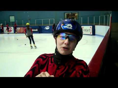 Audrey Anctil vidéo-blog n°3 - Alliance Sport-Études