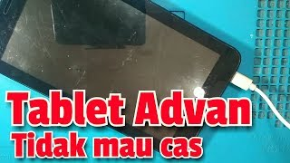CUMA Rp100 RIBU ADA TV NYA | ADVAN HAMMER R7 REVIEW | MENDING XIAOMI.