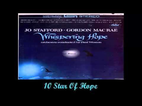 Jo Stafford & Gordon MacRae 10 Star Of Hope (1962)