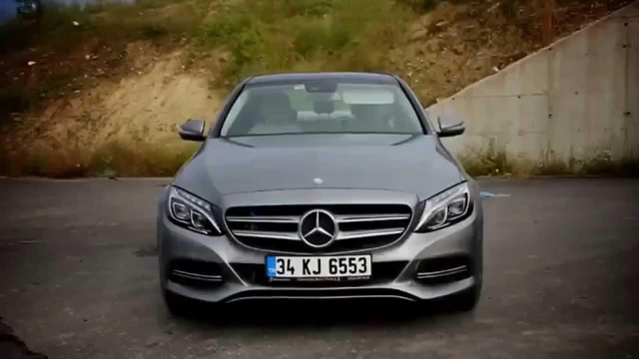 Mercedes-Benz C 180 test sürüşü - yorum ÖN İZLEME