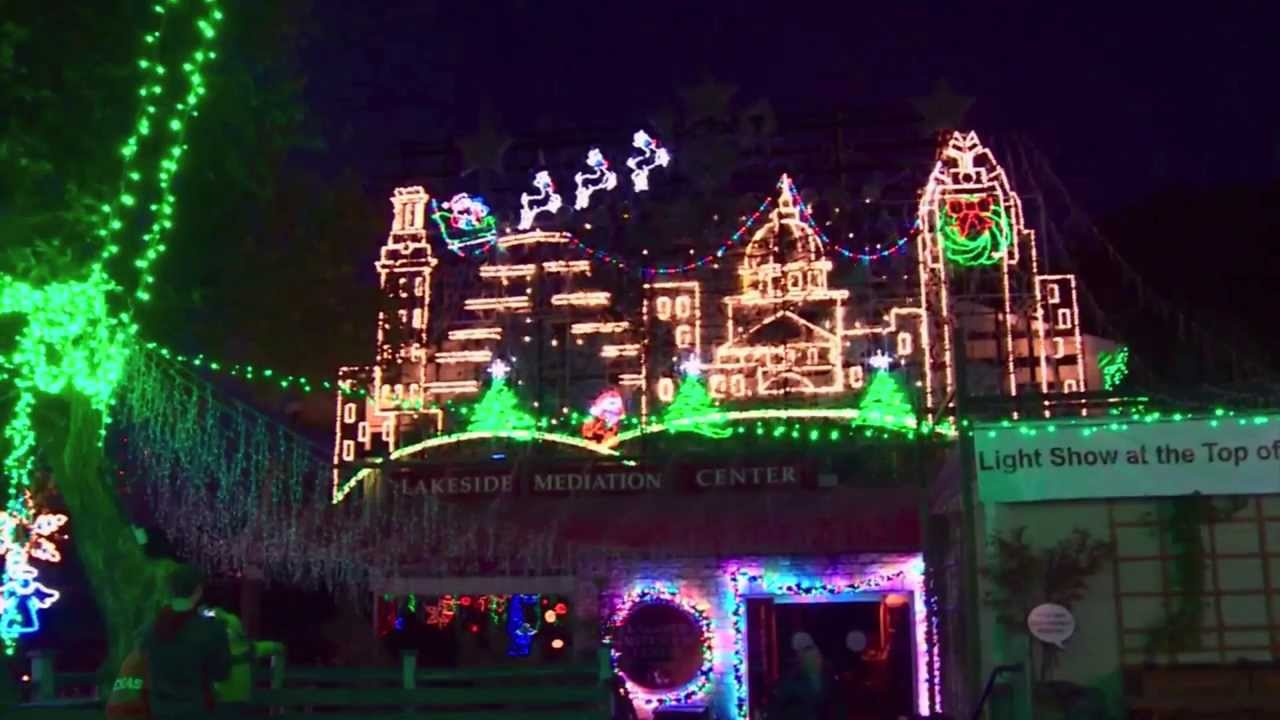 Wonderful 2013 Mozartu0027s Christmas Music U0026 Light Show    Austin, Texas   YouTube