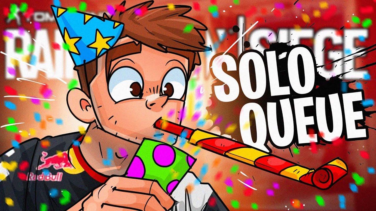 RETURN OF SOLO Q ADVENTURES | Rainbow Six Siege