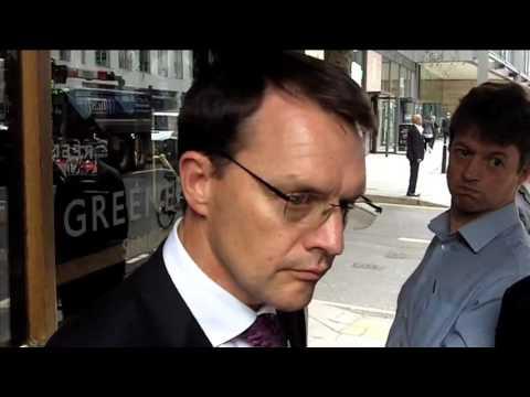 St Leger Appeal - Aidan O'Brien's reaction
