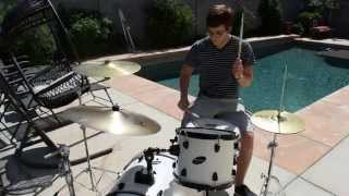 The White Stripes - Hotel Yorba (Drum Cover)