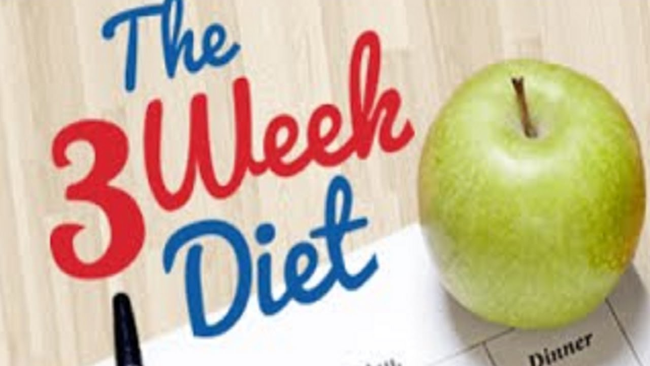 Diet plan by alejandro chaban