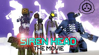 Monster School : SIREN HEAD VS SCP THE MOVIE - Minecraft Animation