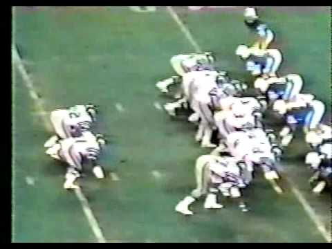 1981 Eagles at Dolphins
