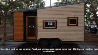 Man Charged Over Tiny House Allegedly Stolen From Canberra, Driven To Queensland