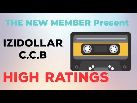 DOWNLOAD IZIDOLLAR C.C.B – HIGH RATINGS (OFFICIAL AUDIO MUSIC) Mp3 song