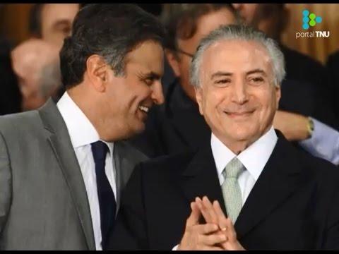 Temer autoriza el pago de coimas a Cunha y queda registrado en una grabación
