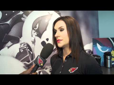 One-on-one with Dr. Jen Welter