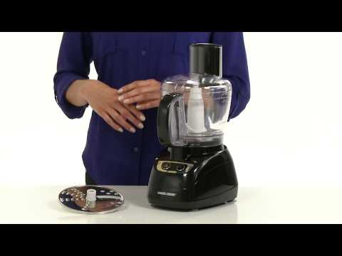 Black Decker  Cup Food Processor