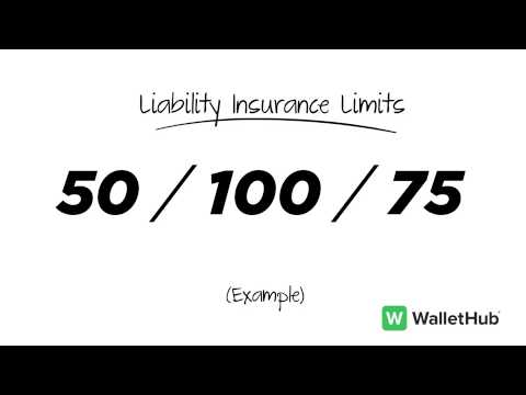 Liability Car Insurance Guide, Requirements,  #038; Quote Comparison   WalletHub reg;