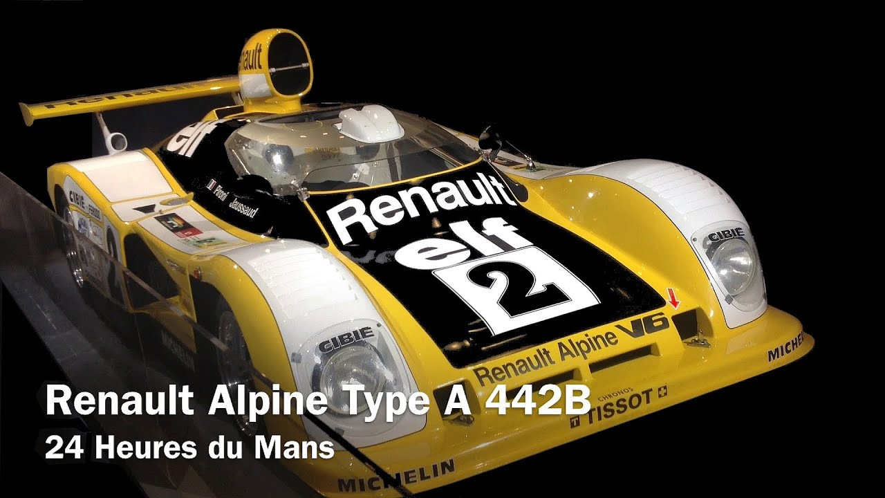 renault alpine a442 youtube. Black Bedroom Furniture Sets. Home Design Ideas