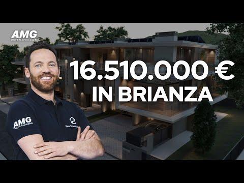 In tour per 5 cantieri immobiliari in Brianza dal valore di 16.510.000 €