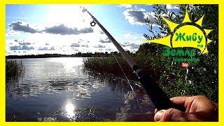 Рыбалка на донки и спиннинг 2 ночевки Отличная погода еда на природе и качественный отдых