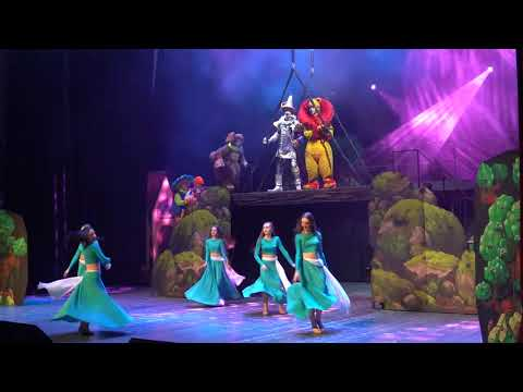 Волшебник Изумрудного Города - Цирк Чудес