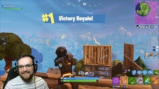 Dropping Tilted Towers in Solo Squads (PS4 Pro) Upshall Fortnite Clips