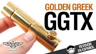 Golden Greek GGTX / Edición 10º Aniversario / revisión