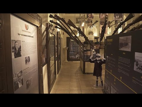 شاهد: جولة داخل معرض عن الهولوكوست في متحف معبر الحضارات في دبي…  - نشر قبل 5 ساعة