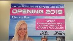 Opening 2019 bei Jenny delüx # GoodbyeDeutschland