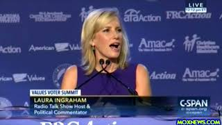 """""""Your Enemies Are the Following"""" Laura Ingraham Lays Out ENEMIES LIST For Conservative Voters"""