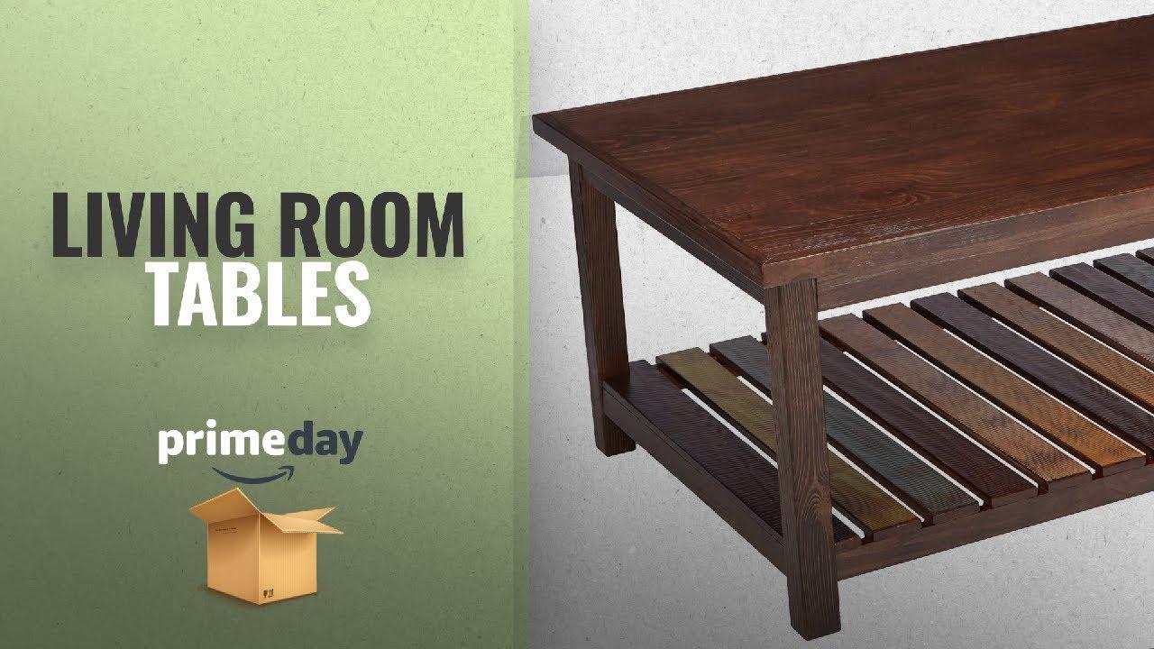 Save Big On Living Room Tables Prime Day 2018 Ashley Furniture