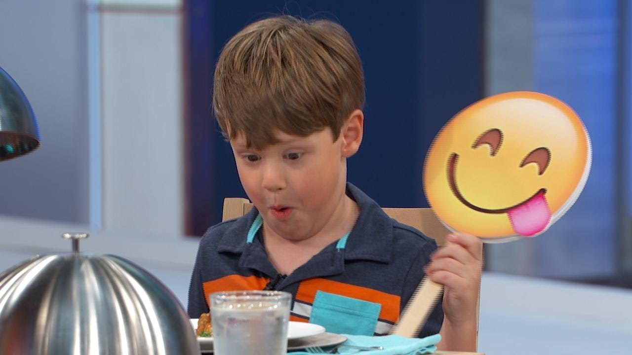 Kids Healthy Food Favorites: Yum or Yuck?
