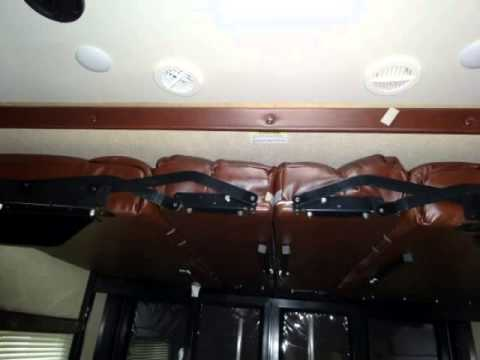 2014 heartland rv cyclone hd 4100 king youtube. Black Bedroom Furniture Sets. Home Design Ideas