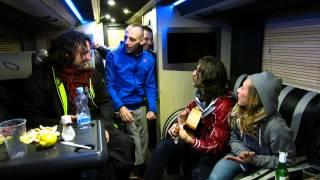 Wonderlust King - Gogol Bordello & Che Sudaka - Versión acústica española