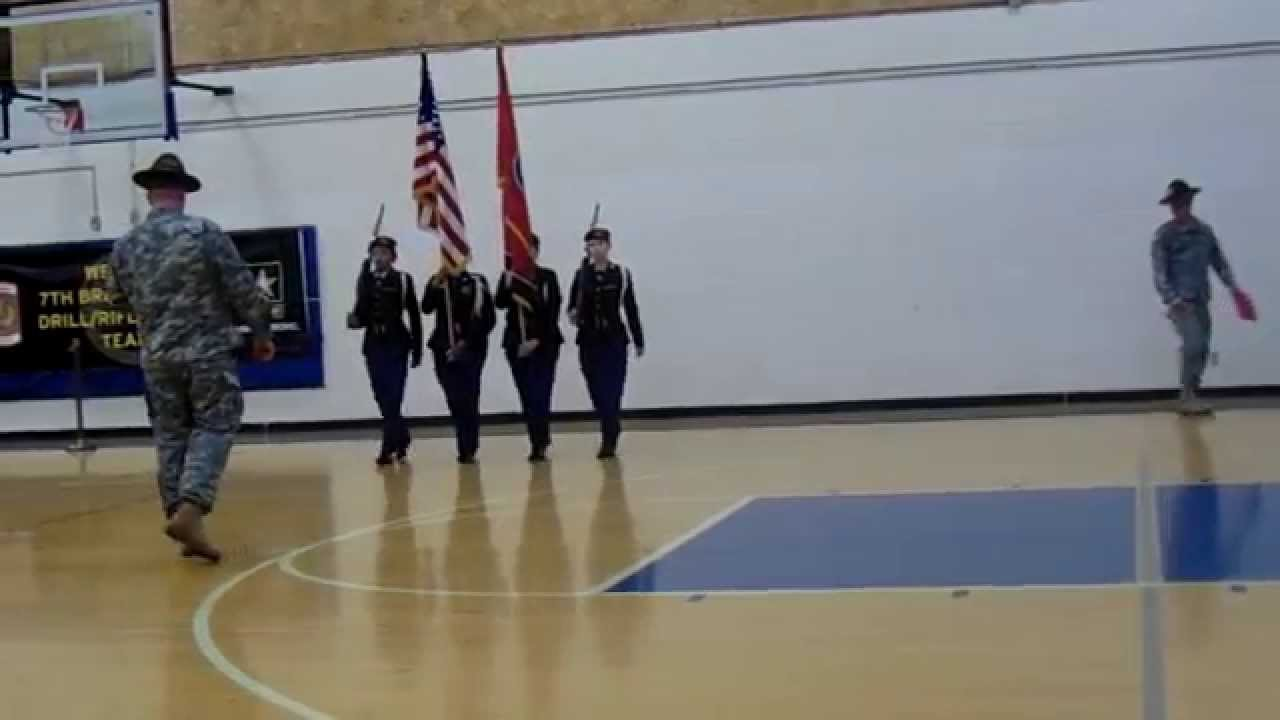 7th brigade drill meet