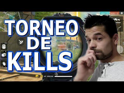 ????DIRECTO????FREE FIRE????¡¡TORNEO DE KILLS!RETO! 10 KILLS TE REGALALO 1000 DIAMANTES TE ATREVES