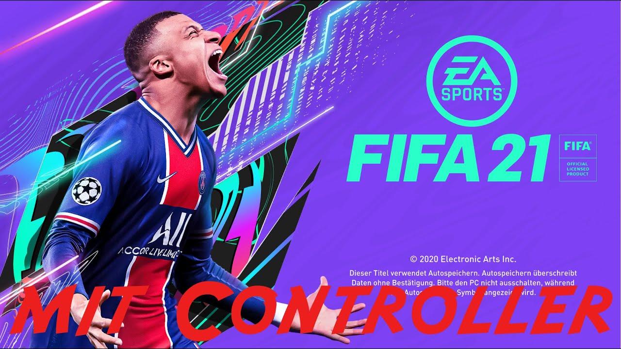 Tutorial FIFA 21 mit PS4 Controller am PC spielen ...