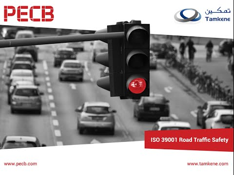 ISO 39001 Road Traffic Safety
