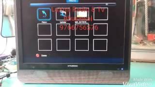 LOGO CHANGING IN LCD LED, AFTER INSTALLING V59, V56, V29, RR8501...