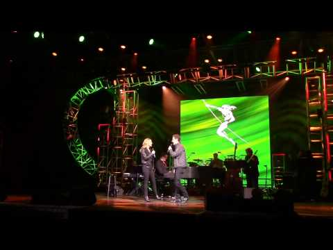 Disney on Broadway Concert Series - Kerry Butler & Kevin Massey - Epcot Festival of the Arts