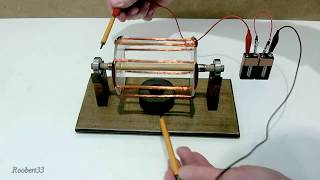 Electric Motor easy to make.