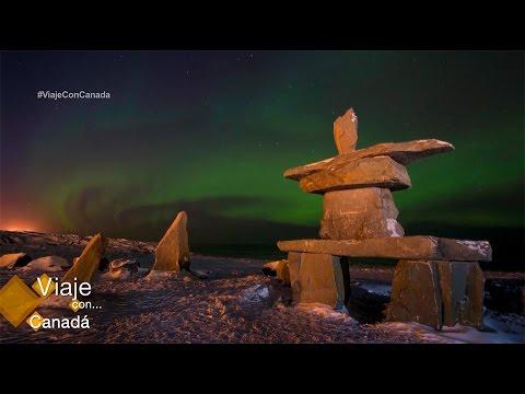 'Viaje con...' destino Bahía de Churchill en Canadá