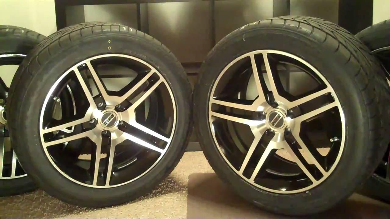 New 2010 GT500 Wheels