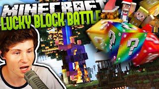 DNER SINGT! :D | Minecraft LUCKY BLOCK BATTLE 2 #17 | Dner