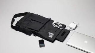 Сумка для ноутбука Unit Portables Unit 01(, 2016-02-17T10:56:05.000Z)